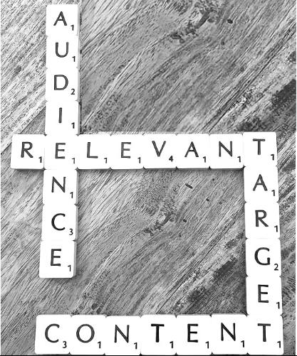 Content is Relevant Scrabble