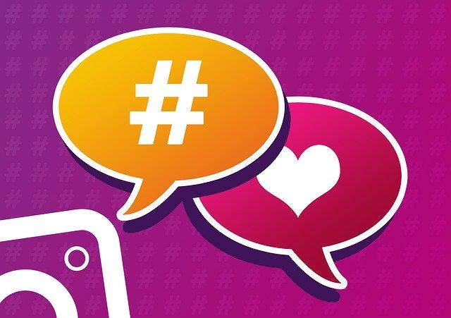 instagram hashtag image